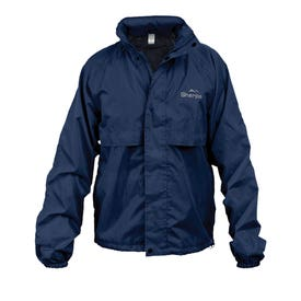 Sherpa Stay Dry Hiker Rain Jacket Kids - Navy