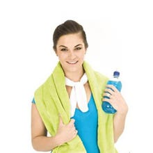 Cobber Body Cooling Neck Wrap Solid Colour