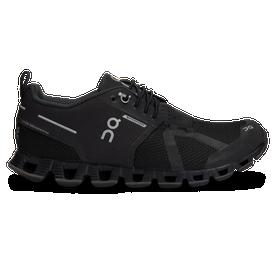 On Cloud Waterproof Reflective Shoe Women's - Black/Lunar