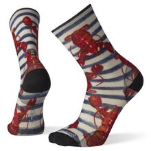 Smartwool Curated Lobster Pound Crew Sock Men's
