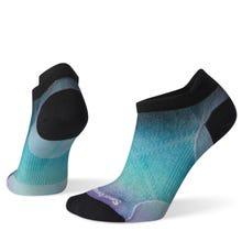PhD® Run Ultra Light Ombre Print Micro Sock Women's - Capri