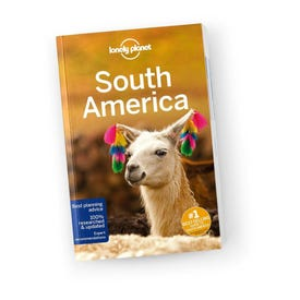 Lonely Planet South America 14th Edition
