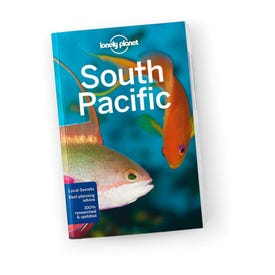 Lonely Planet South Pacific 6th Edition