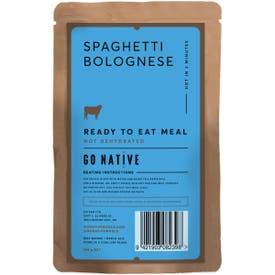 Gone Native Spaghetti Bolognese 250g