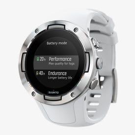 Suunto 5 GPS Watch - White