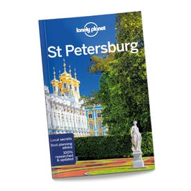 Lonely Planet St Petersburg 8th Edition