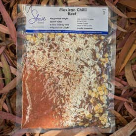 Strive Mexican Chilli Beef