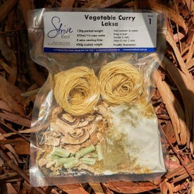 Strive Vegetable Laksa