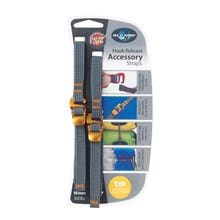 Sea to Summit Tie Down Accessory Strap with Hook Release 10mm