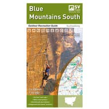 SVmaps Blue Mountains South - 1:50,000