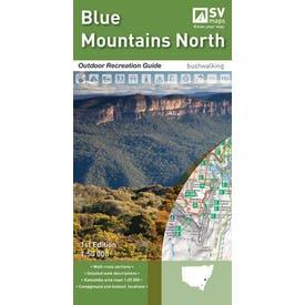SVmaps Blue Mountains North - 1:50,000