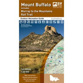 SVmaps Mount Buffalo Outdoor - 1:30,000