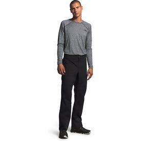 The North Face Dryzzle FUTURELIGHT™ Full Zip Pants Men's - TNF Black