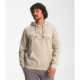 The North Face Half Dome Pullover Hoodie Men's - Flax/Kelp Camo