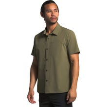 The North Face North Dome SS Shirt Men's - Olive Green