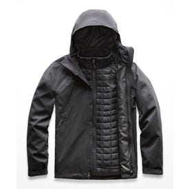 The North Face Thermoball Triclimate Jacket Men's - TNF Dark Grey Heather