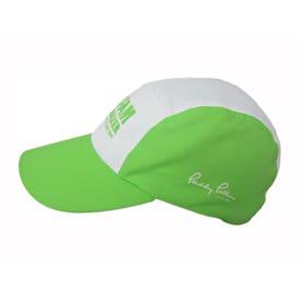 Oxfam Trailwalker Race Hat - Green / White