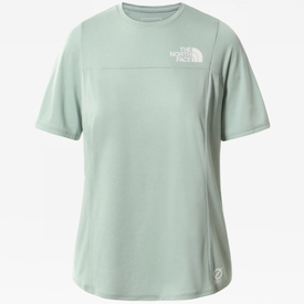 The North Face Better Than Naked SS Shirt Women's - Jadeite Green Heather