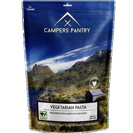 Campers Pantry Vegetarian Pasta