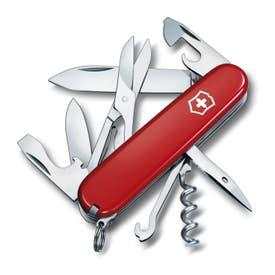 Victorinox Climber Swiss Army Knife - Red