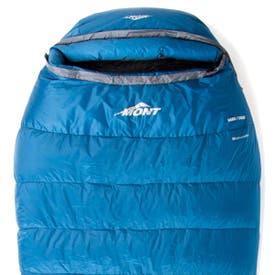 Warmlite 750 XT-R Down Left Hand Women's Sleeping Bag