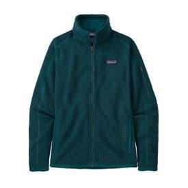 Patagonia Better Sweater Jacket Women's - Dark Borealis Green