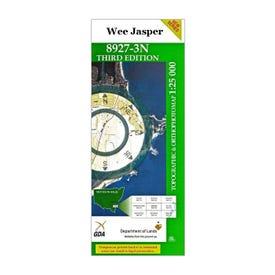 W-Z NSW 1:25k Topographical Maps