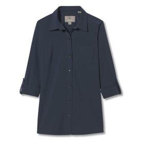 Royal Robbins Spotless Traveller LS Shirt Women's - Navy