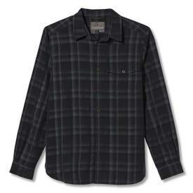 Royal Robbins Sonora Plaid LS Shirt Men's - Asphalt